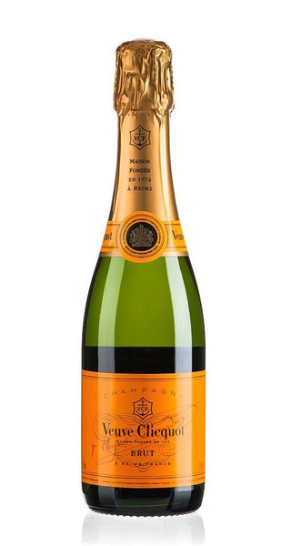 Veuve Clicquot Ponsardin Brut Champagne - Winery Front