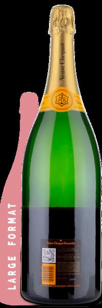 Veuve Clicquot Ponsardin Brut Champagne 3 Liter - Winery Back