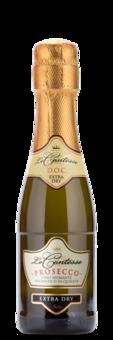 Le Contesse Prosecco Mini Bottle - Winery Front Label