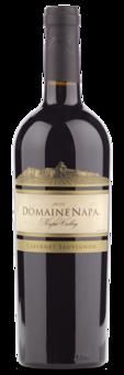 2010 Domaine Napa Cabernet Sauvignon - Winery Front Label