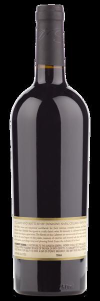 2010 Domaine Napa Cabernet Sauvignon - Winery Back