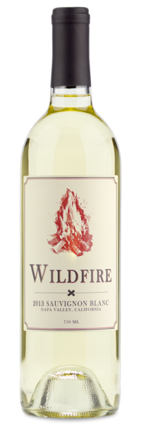 2013 Wildfire Napa Sauvignon Blanc - Winery Front Label