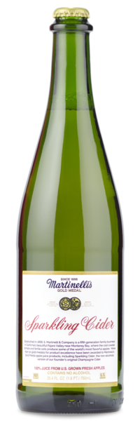 Martinelli's Sparkling Apple Cider - Winery