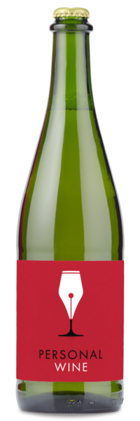 Martinelli's Sparkling Apple Cider - Label