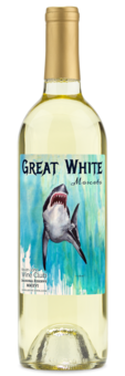 Greatwhite moscato mockup front