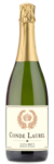 Conde Laurel Cava Brut NV - Winery Front Label