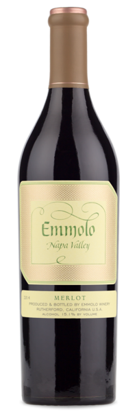 2014 Emmolo Napa Valley Merlot - Winery Front