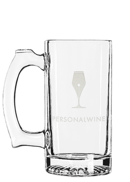 Large Beer Mug - Engraved
