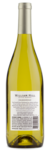 William Hill Estate Chardonnay 2014 - Winery Back Label