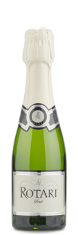 Rotari Prosecco Brut NV Mini Bottle Winery Front