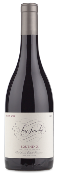 2014 Sea Smoke Southing Pinot Noir - Winery Front