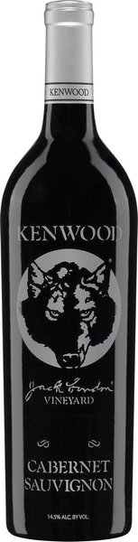 2013 Kenwood Jack London Cabernet
