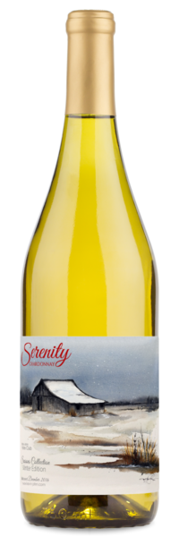 Serenity Chardonnay - Winery Front