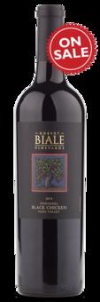 Biale Black Chicken Zinfandel 2014 - Winery Front Label
