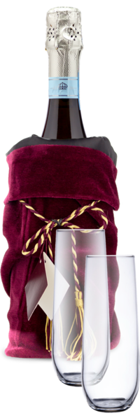 La Marca Prosecco NV Wine Bundle - Total Package