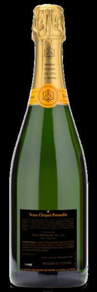 Veuve Clicquot Ponsardin Brut Champagne Wine Bundle - Winery