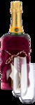 Veuve Clicquot Ponsardin Brut Champagne Wine Bundle - Total Package