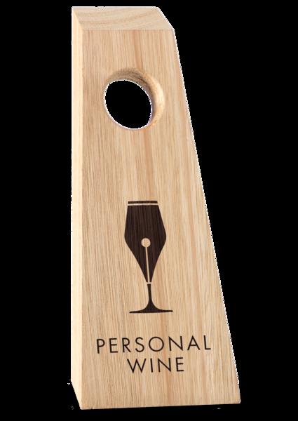 Wine Bottle Balance - Engraved