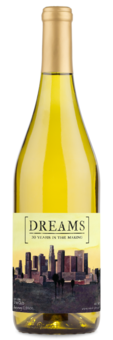 Dreams bottle front
