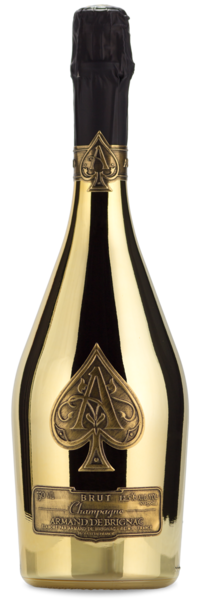 Armand De Brignac Bottle Only Winery Front