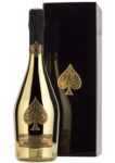 Armand De Brignac Bottle and Box -  Winery Front Label