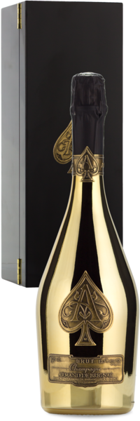 Armand De Brignac Bottle and Box
