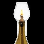 Hurricane Bottle Lamp