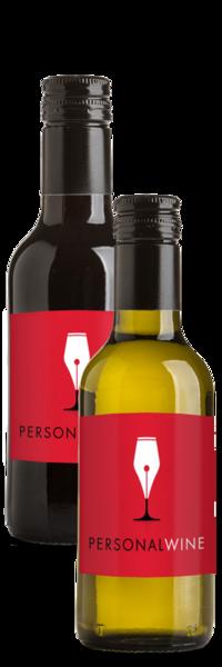 Viva Mini Bottle Mixed Pack (12 Red, 12 White) - Label