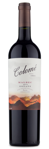 Colomé Estate Malbec - Winery Front