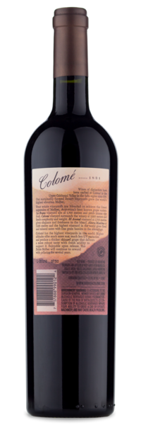 Colomé Estate Malbec - Winery Back