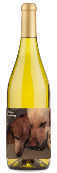 Mosley's Chardonnay - Winery Front Label