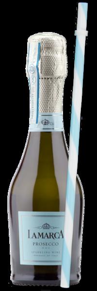 La Marca Prosecco NV Mini Bottles winery front