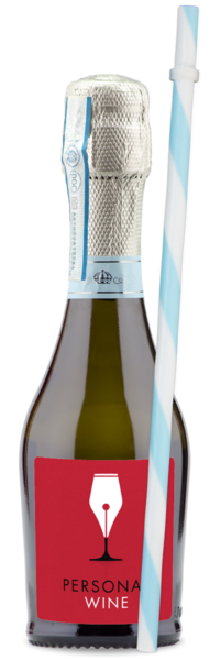 La Marca Prosecco NV Mini Bottles Label