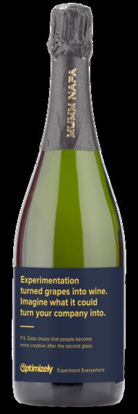 Mumm Napa Brut Prestige Sparkling Wine - Winery Front