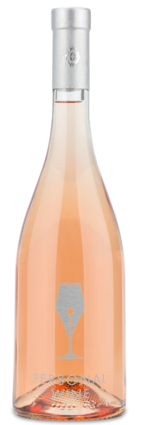 Fleur de Mer Cotes de Provence Rosé - Engraving