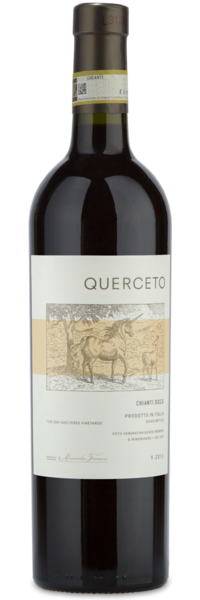 Querceto Chianti - Winery Front