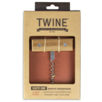 Country Home Rustic Corkscrew - Box Front