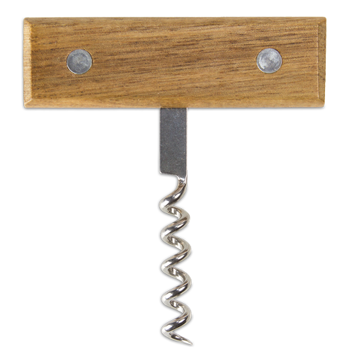 Country Home Rustic Corkscrew
