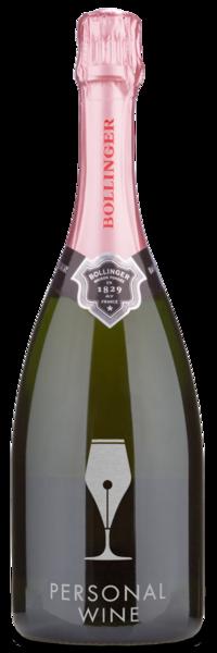 Bollinger Rosé - Engraving