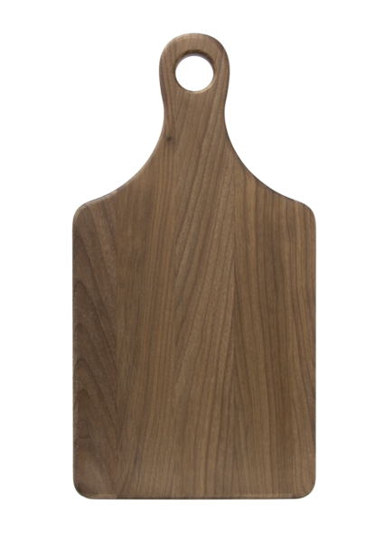 Cutting Board w/Handle - Walnut