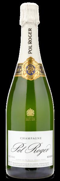 Pol Roger Brut Reserve - Winery Front Label
