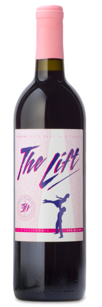 "Dirty Dancing - ""The Lift"" Red Wine Blend"