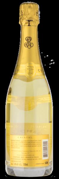 Louis Roederer Cristal - Winery Back
