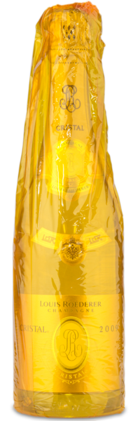 Louis Roederer Cristal - Cellophane Bag