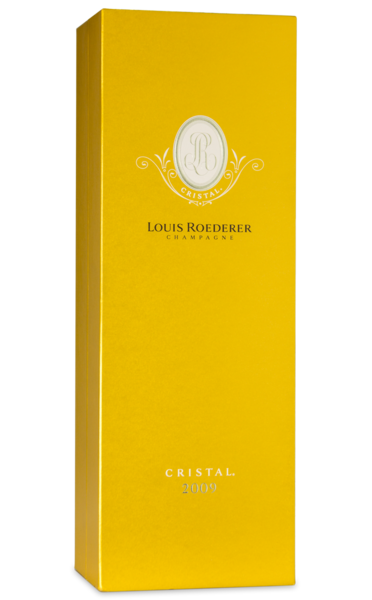 Louis Roederer Cristal - Box Closed