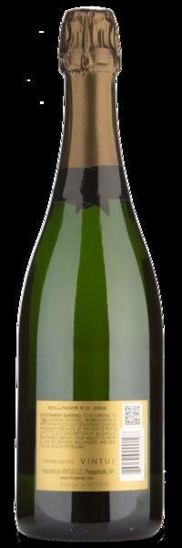 Bollinger R.D. - Winery Back
