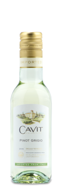 Cavit Collection Pinot Grigio - Winery Front
