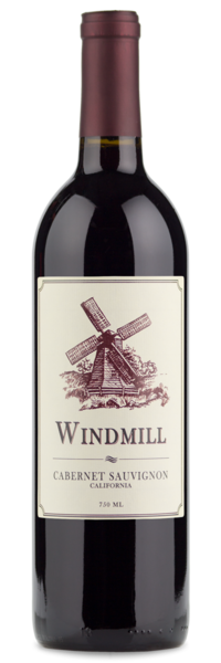 2016 Windmill Cabernet Sauvignon - Winery Front Label