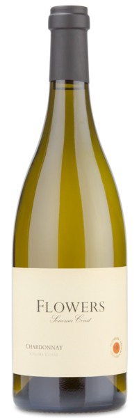 2015 Flowers Sonoma Coast Chardonnay - Winery Front Label