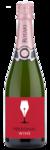 Rotari Rosé NV - Labeled